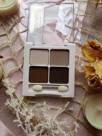 Nowa paleta cieni Sensique 115 chocolate