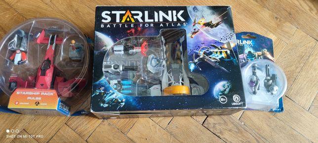 Starlink zestaw battle for atlas starship Pack vulcano pulse