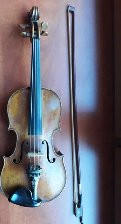 Sprzedam skrzypce