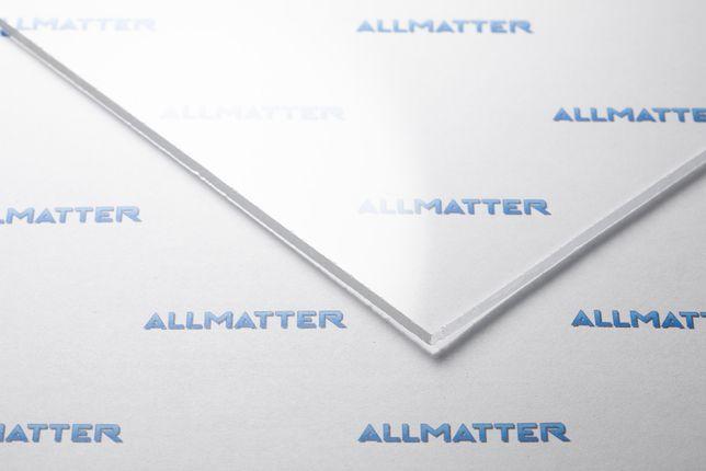 Poliwęglan lity duże płyty 2,05x6,1m - zadaszenia, przeszklenia