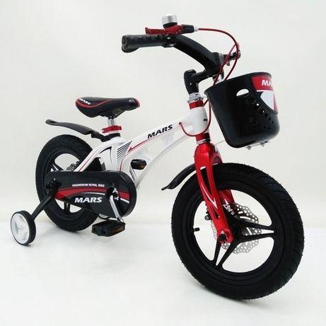 Велосипед Марс - 16 для дітей від 3 до 6 років
