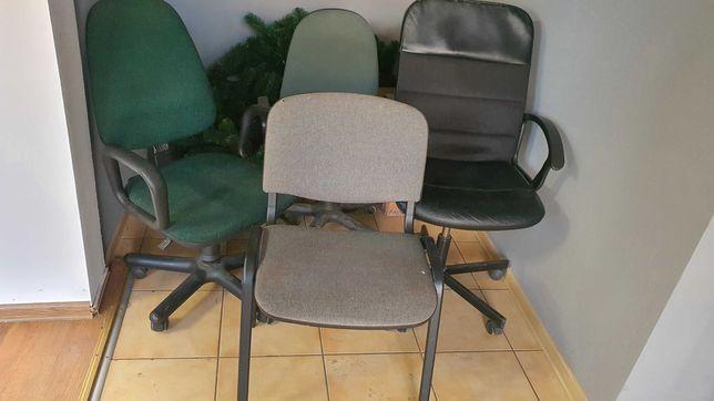 Oddam krzesło / krzesła biurowe