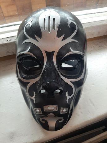 Детская маска реслинг меняет голос