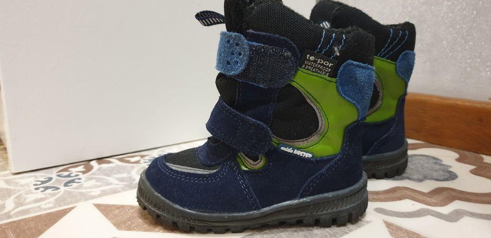 Buty sniegowce wodoodporne, zimowe ocieplane Łuków - image 1