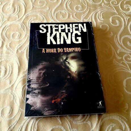 Stephen King - A Hora do Vampiro (BRASIL) NOVO