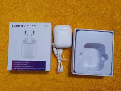 Беспроводные наушники Smart Mini F11-T2S (Apple AirPods)