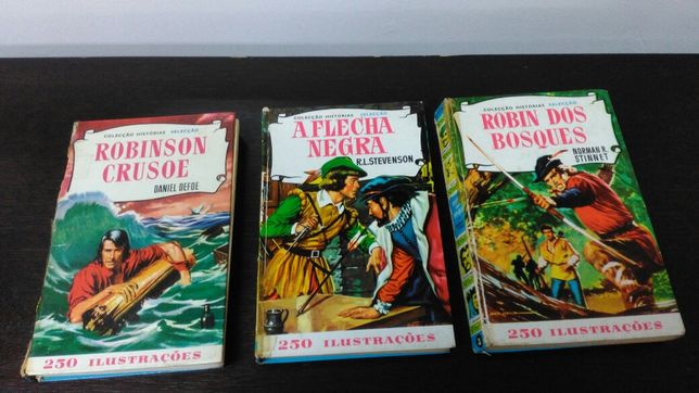 Livros de aventuras
