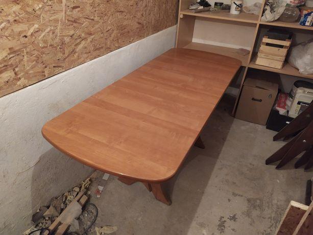 Stół rozkładany, regulowana wysokość