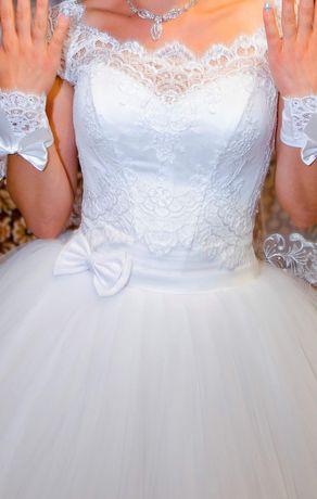 Свадебное платье - Нежность