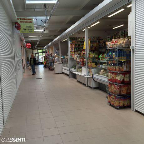 Box handlowy w hali targowej Wielkopolska 58