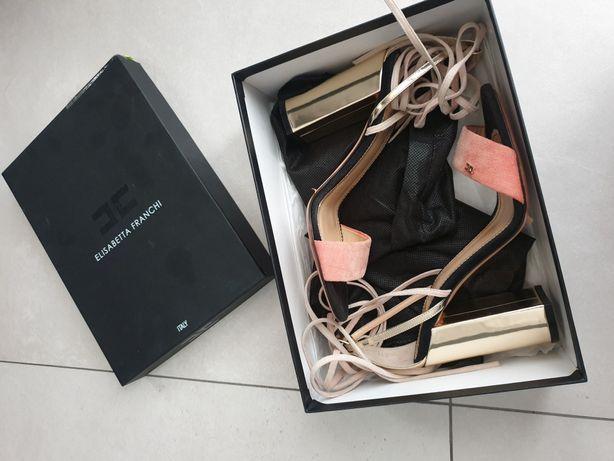 Buty Sandały Elisabetta Franchi