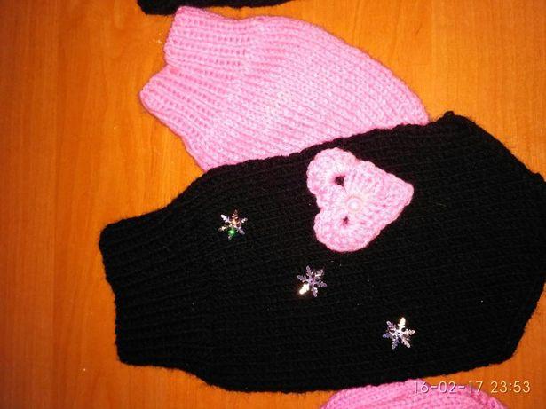 Продам новые рукавички для влюбленной пары