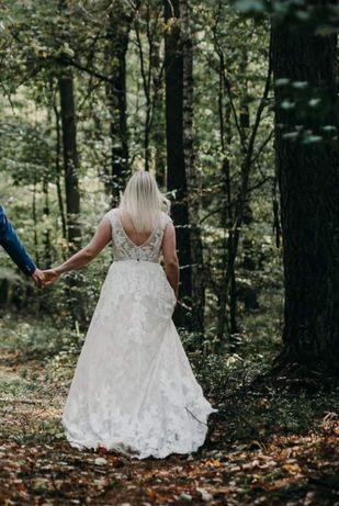 Suknia ślubna Dacota- Dominiss