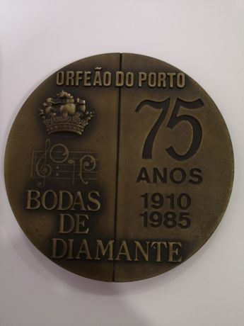 Medalha Comemorativa do Orfeão do Porto