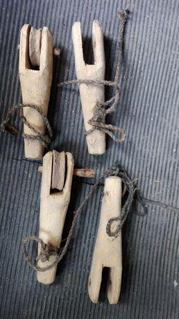 Starocia krosna tkackie płochy retro rzemiosło