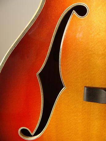 Lutnicza Gitara Jazzowa Archtop