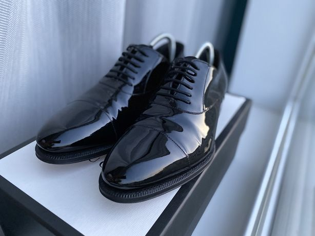 Продам мужские туфли-оксфорды Gucci, Оригинал!