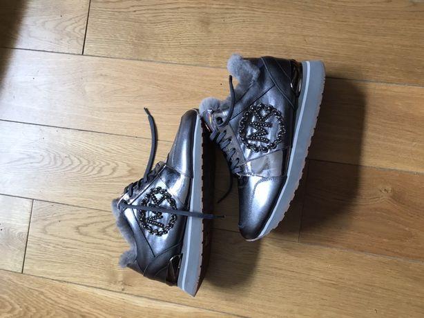Sneakersy Michael Kors 40 25,5 cm futro