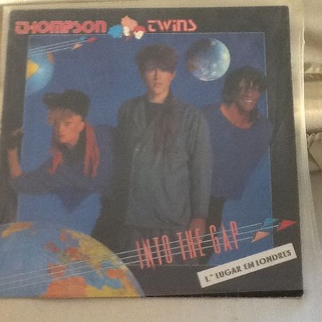 Vintage vinil Thompson Twins - Portes Incluidos