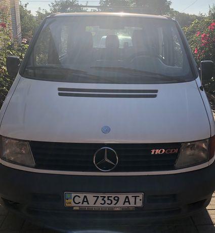 Mercedes-Benz Vito 110 2000 року