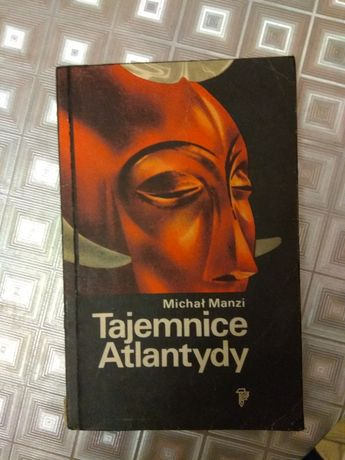 Tajemnice Atlantydy Michał Manzi