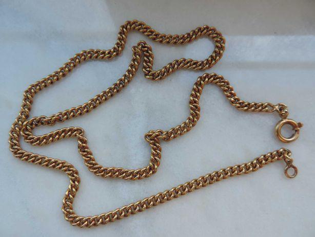 Fio/Colar/Volta em Ouro Amarelo, com 53,5 Centímetros