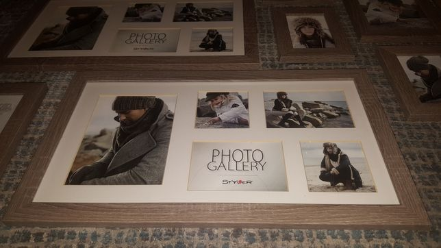 ramki galeria zdjęć do każdego wnętrza