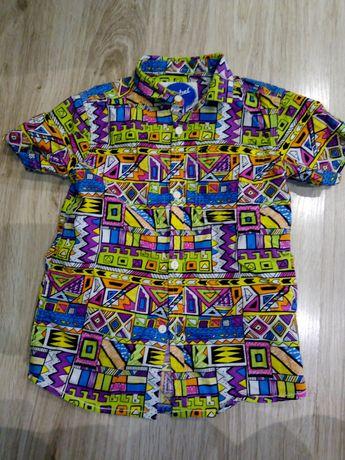 Zestaw koszul 128