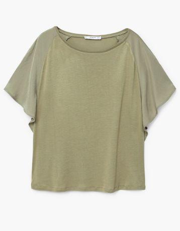 Новая фирменная футболка, блуза, топ Mango размер М, S бирка