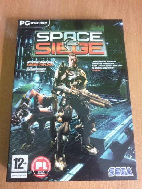 Space Siege PC Nowa