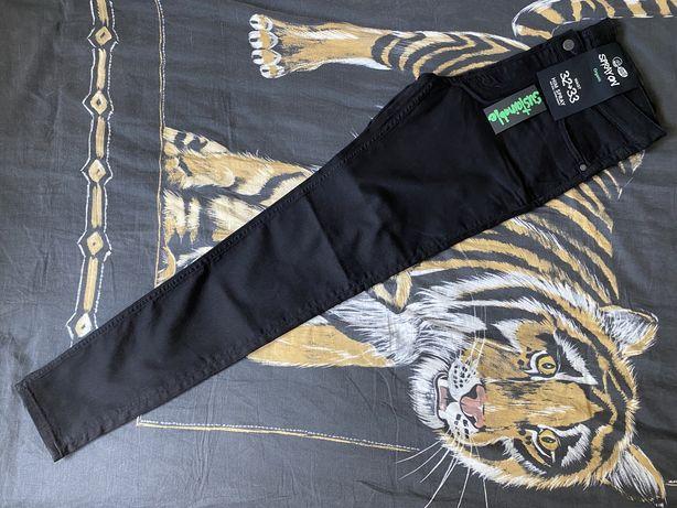 Cheap Monday W32-33 czarne - nowe
