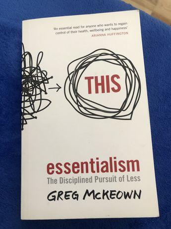 Essentialism Greg McKeown ang