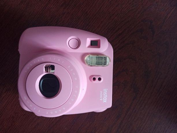 Aparat fujifilm Instax mini 9 pink