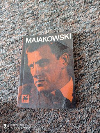 Majakowski poezje wybrane