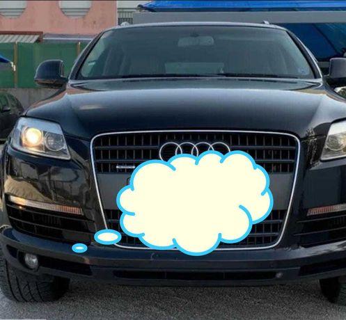 Carro Audi 7 lugares
