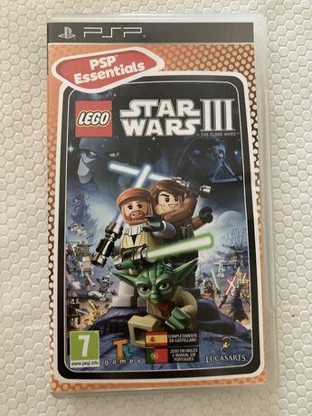 PSP LEGO Star wars III