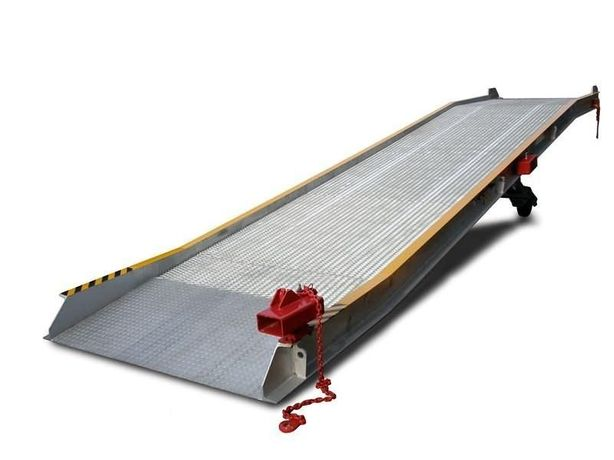 ZASŁAW R11 Rampa Mobilna 11 000 kg