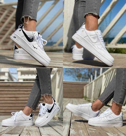 Женские кроссовки Nike Air Force 1 '07 LV8 36-41 Кожа! Хит Сезона! Топ