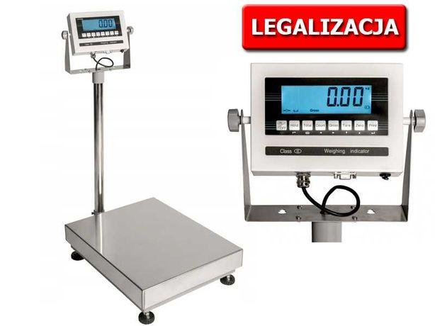 Elektroniczna Waga Rolnicza Magazynowa 40x50 150kg LEGALIZACJA 2023