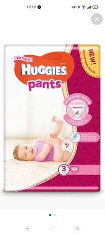 Huggies pants 3 Хаггис трусики