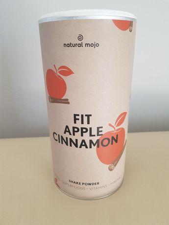 Koktajle Shake Natural Mojo Fit Apple Cinnamon nowy