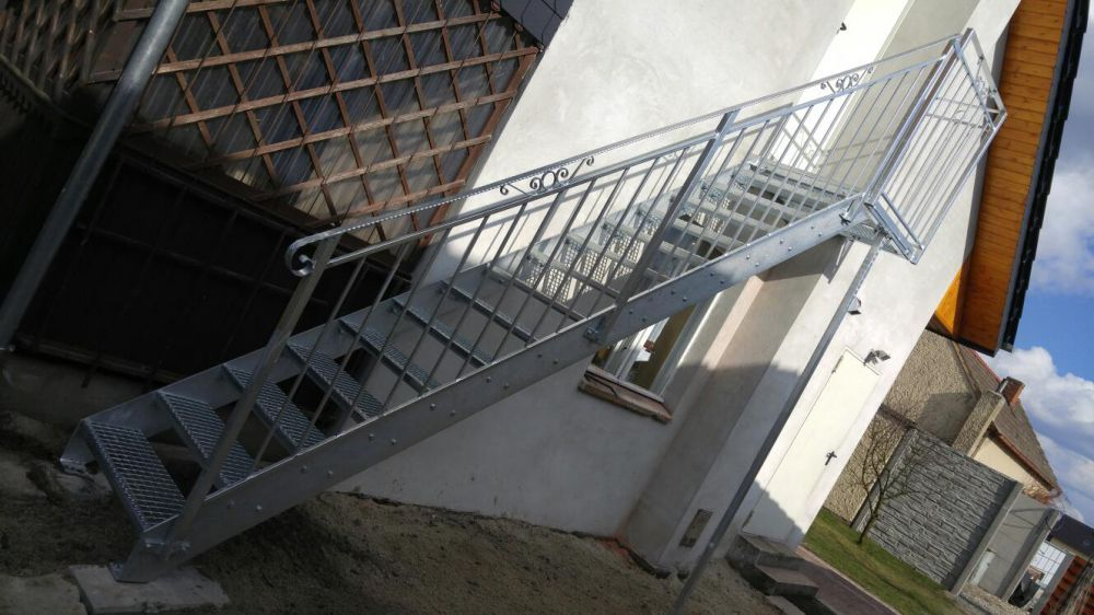 Schody metalowe Chobie - image 1