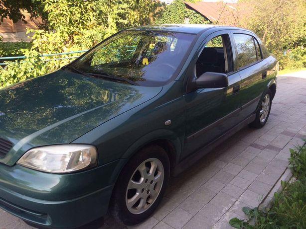 Свіжопригнана Opel Astra G 2001р