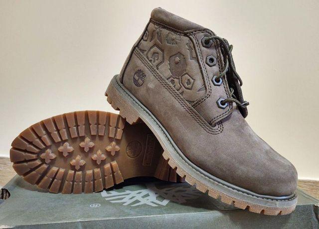 Жіноче взуття Timberland Nellie Chukka Double