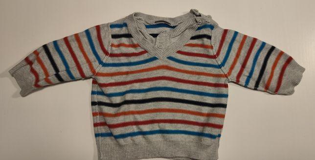 Sweterek chłopięcy 62