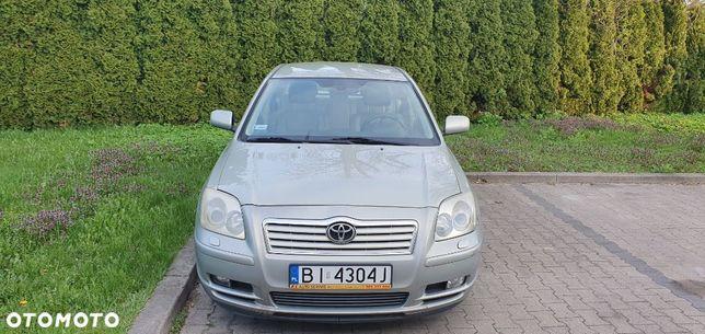 Toyota Avensis TOYOTA AVENSIS 2004 2.0VVT I PRESTIGE przbieg 170 tys.