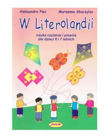 W literolandii nauka czytania i pisania klasa 1 Wysyłka 1 zł