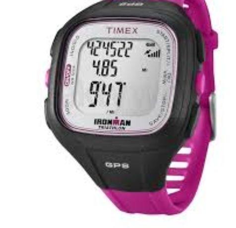 Timex Ironman zegarek do biegania gps
