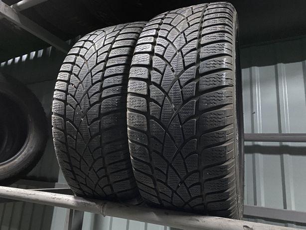 зима 225\45\R17 7,3мм Dunlop SP Winter Sport 3D 2шт шины шини