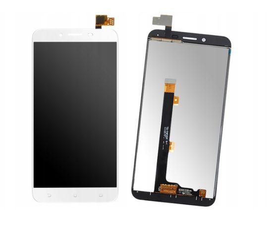 WYŚWIETLACZ LCD + DOTYK Asus zenfone 3 max zc553kl bialy